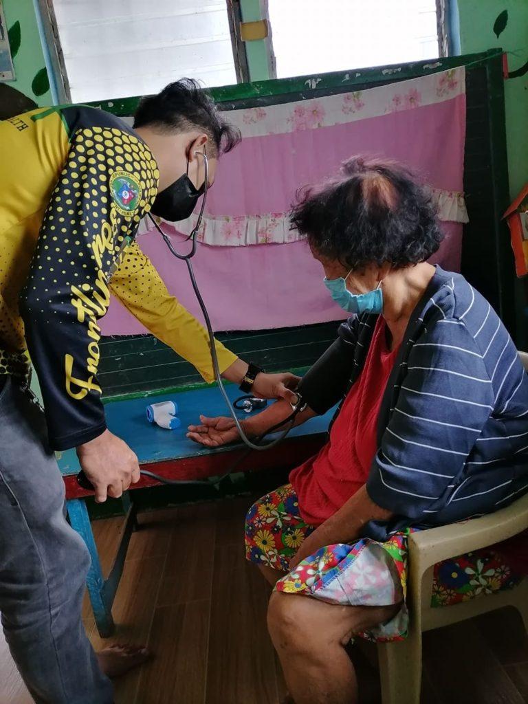 Unhampered evacuee healthcare