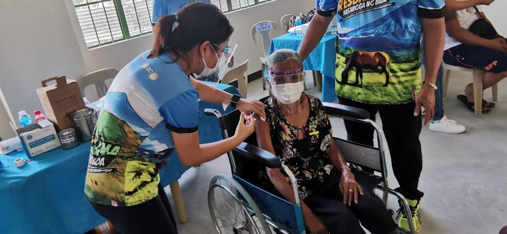 Vaccine for the elderly